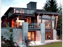 Выбор окон для загородного дома