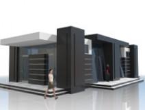 Дизайн павильонов