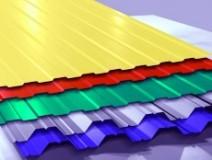 Профилированный лист - качество и неограниченные возможности в архитектуре